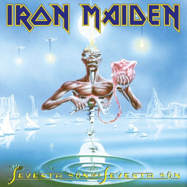 Iron Maiden - Seventh Son of a Seventh Son 1