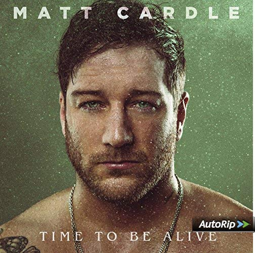 Matt Cardle - Time to be Alive 1