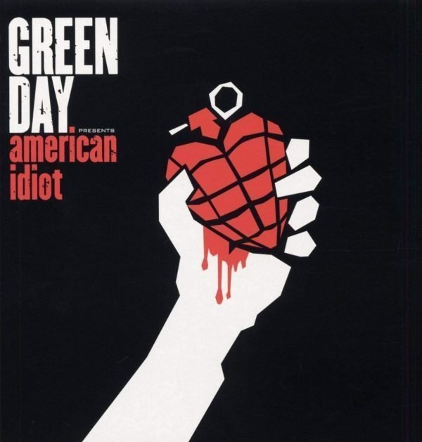 Green Day - American Idiot 1