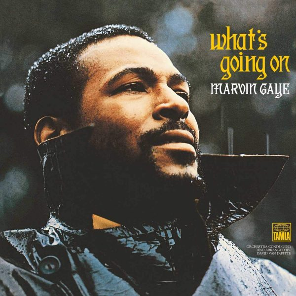 Marvin Gaye - What's Going On 1
