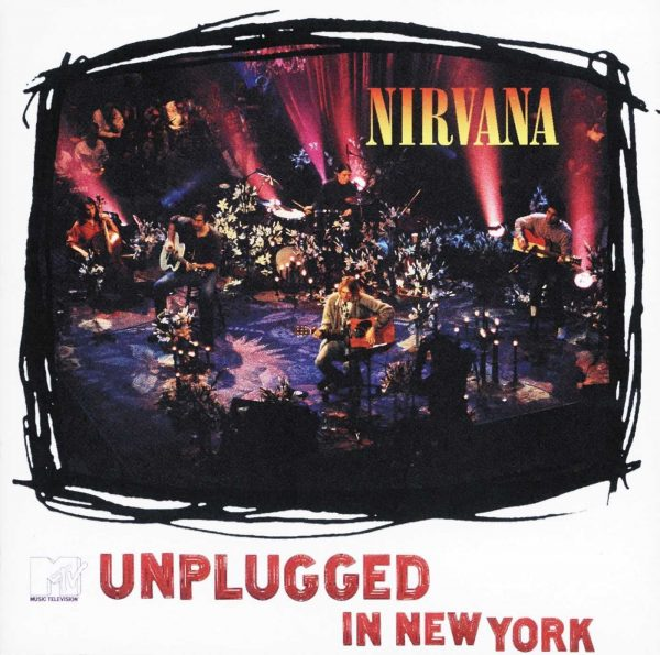 Nirvana Unplugged Live in New York 1