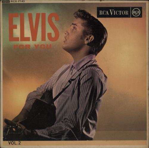 Cheap Elvis Presley Vinyl Records 4