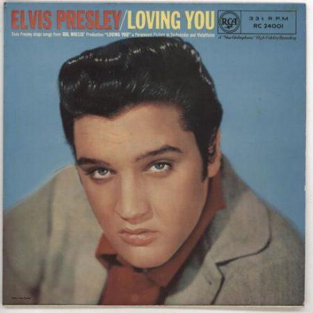 Cheap Elvis Presley Vinyl