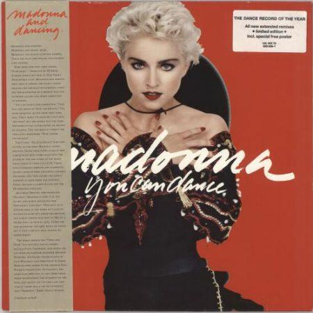 Cheap Madonna Vinyl
