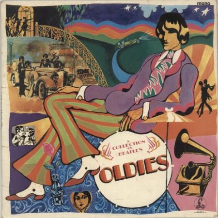 The Beatles A Collection Of Beatles Oldies - 1st - VG 1966 UK vinyl LP PMC7016