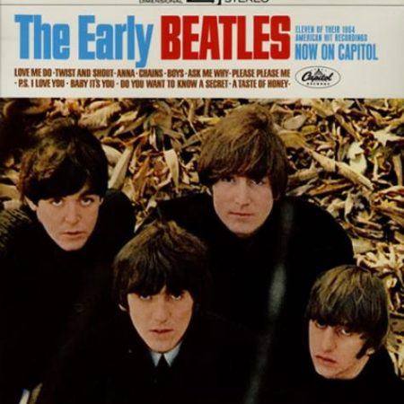 The Beatles The Early Beatles - 70s Sealed USA vinyl LP ST2309