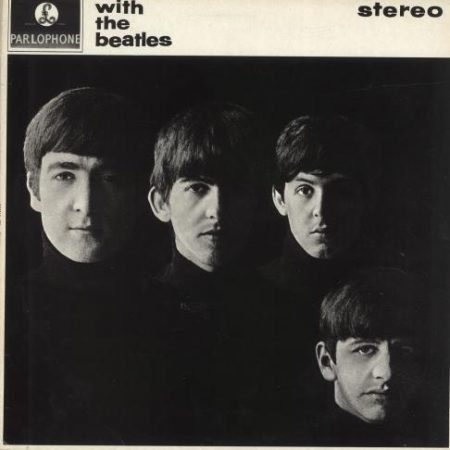 The Beatles With The Beatles - All Rights - EX UK vinyl LP PCS3045
