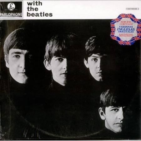 The Beatles With The Beatles - Sealed 1990 Mexican vinyl LP 1207464361